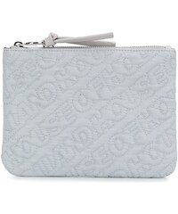b18e99ab4b HOUSE OF HOLLAND embroidered logo pouch - Grey