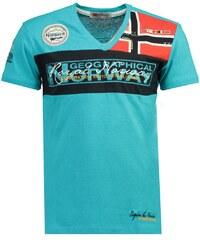 8d8b1b422dff Pánské tričko Geographical Norway model Jerard krátký rukáv