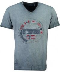 75e9c8d34c43 Pánské tričko Geographical Norway model Jarico