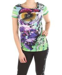 11e7ffea3ae2 Dámske štýlové tričko Desigual