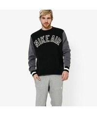 5853dace1064 Nike Mikina M Nsw Nike Air Crew Flc Sportswear Muži Oblečenie Mikiny  Ar1822-010