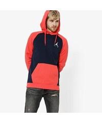 610df605e24e Nike Mikina Jumpman Fleece Po Jordan Off Crt Bball Muži Oblečenie Mikiny  940108-453