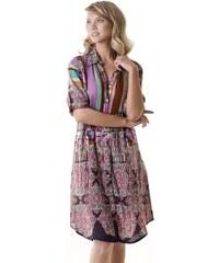 f6cc62a8e1e2 Iconique Dámské plážové šaty Jessica barevná