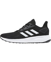 a6a291f3e89b adidas Bežecké topánky »Duramo 9« čierna-biela