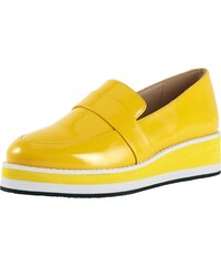 465cfe048261 heine Nazúvacie topánky lakované