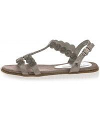 e3957b984cc8 Tom Tailor dámské sandály 37 šedá