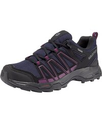 2f55c99208ba Salomon Turistické topánky »EASTWOOD Gore-Tex W« čierna-fialová