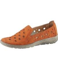 c92286b32bf8 KACPER Nazúvacie topánky oranžová. 75 ...