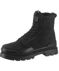 167618dac9 G-Star RAW Šnurovacie topánky zateplené čierna