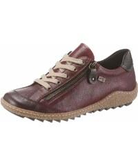 5476f22b3edd Remonte vízálló fűzős cipő, praktikus cipzárral