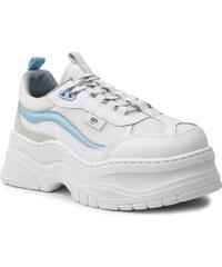 f71830bd16 Sportcipő CHIARA FERRAGNI - CF2341 White/Grey/Light Blu