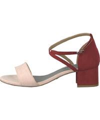 dc00b4b58f014 Tamaris Dámske sandále 1-1-28300-22 -673 Sun / Beige - Glami.sk