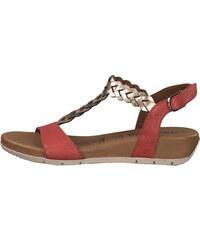 e9a5d70d769f Tamaris Dámske sandále 1-1-28231-22-597 Red Comb