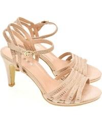 4d717c2553ee Ružové Dámske topánky Na ihle z obchodu John-C.sk - Glami.sk