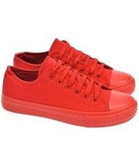 b95efa793b Červené Dámske topánky Zlacnené nad 40%