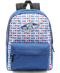 b69f0ca396 Vans - ruksak REALM BACKPACK blue love Velikost  UNI