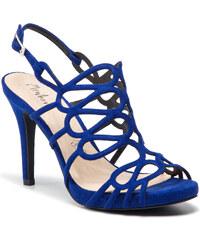 a851b29fa142 Sandále MENBUR - 20096 Azul Fuerte Dazzling Blue 0066