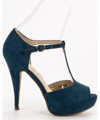3d2fd2ff413f Dámske topánky na vysokom podpätku z obchodu Londonclub.sk