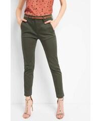 4e2cfaf9339c Zelené Dámske nohavice z obchodu Orsay.sk