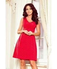 6d3aea5410c0 Numoco Dámske letné šaty BETTY 238-1 - červené