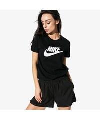212b05bcdfb4 Nike Tričko Ss W Nsw Tee Essntl Icon Futura Sportswear ženy Oblečenie  Tričká Bv6169-010