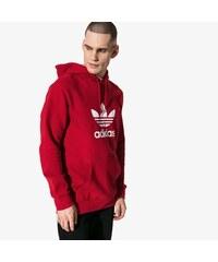 77dc6522e26c Adidas Mikina Trefoil Hoodie Adicolor Muži Oblečenie Mikiny Dx3614