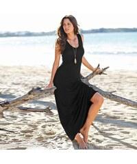 ffe972964f69 Blancheporte Dlhé jednofarebné šaty čierna