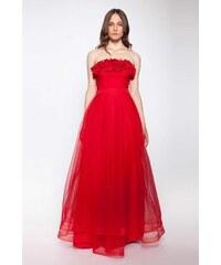 78da70539c5f FERVENTE Společenské šaty Lucifera