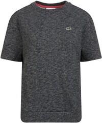 42e77d5e97 Dámské triko Lacoste Fleece Tennis Šedé