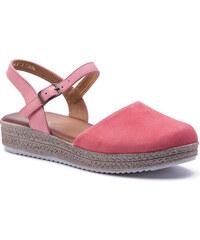e9578f958cf2 Sandále MACIEJKA - 03065-43 00-5 Koralowy