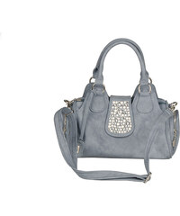 1bfaaa74fe Modrá dámska kabelka do ruky značky Rieker