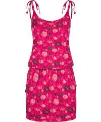 2e7311ddbe64 LOAP BAJA dámské šaty růžová