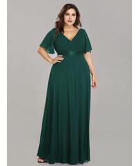 947c4805ac98 Ever Pretty plesové šaty zelené 9890