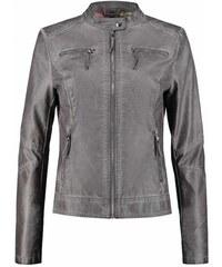 a3f116adfc96 Rino Pelle dámská koženková bunda MORIN šedá