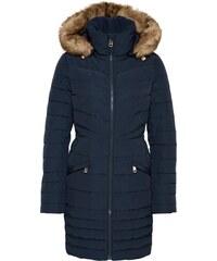 4359dd7f11 TOMMY HILFIGER Zimní kabát  CRESS  noční modrá