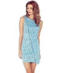 e7f9c62efb4b Asymetrické dámské šaty Cindy - světle modré MM 004-5-Woman