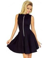 1bc627a610a3 Nevšedné dámske šaty Caprice - čierne 123-10-Woman