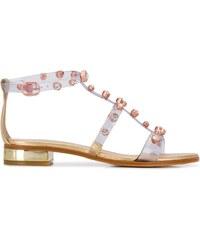 bf4cb9460472 Sophia Webster Dina embellished sandals - Gold