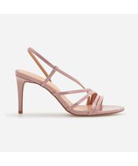 569ab60648b8 Reserved - Sandále na vysokom opätku - Ružová