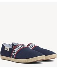 23f6446923 Tommy Hilfiger modré pánske espadrilky Tommy Jeans Stripe Summer Shoe Ink