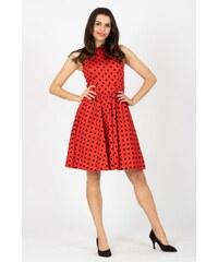 1ccba8fedf6f Lady V London Retro šaty Hopík