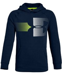 f432467530ee Chlapecká mikina Under Armour Rival Logo Hoodie-408-YLG