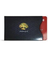 5c070e67ec MAXIMILIAN peňaženka BROWN   SILVER s ochranou osobných údajov ...