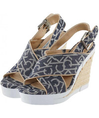 306a7fa1f33c9 Kolekcia Calvin Klein, Modré Dámske oblečenie a obuv z obchodu ...