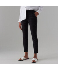 6f2a061f82b0 Mohito - Nohavice cigaretového strihu s elastickým pásom - Čierna