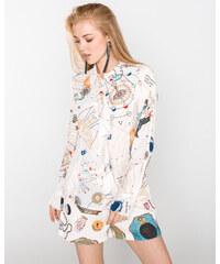 2d47ade398 Nyári Női blúzok és ingek | 380 termék egy helyen - Glami.hu