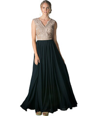 2b297ac0fa5c Cinderella Plesové šaty s krajkou
