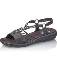 1c34e8a37c2c Guess Dámské sandále GUESS Factory Women´s Sara Logo Sandals Black ...
