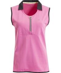 1948862ffa Calvin Klein Sleeveless Zipped Polo