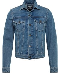 2364111856 CHEAP MONDAY Přechodná bunda modrá džínovina